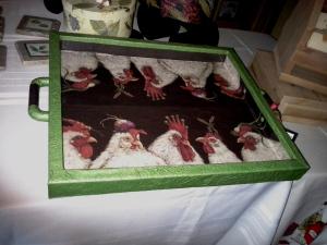 serving tray. adjd